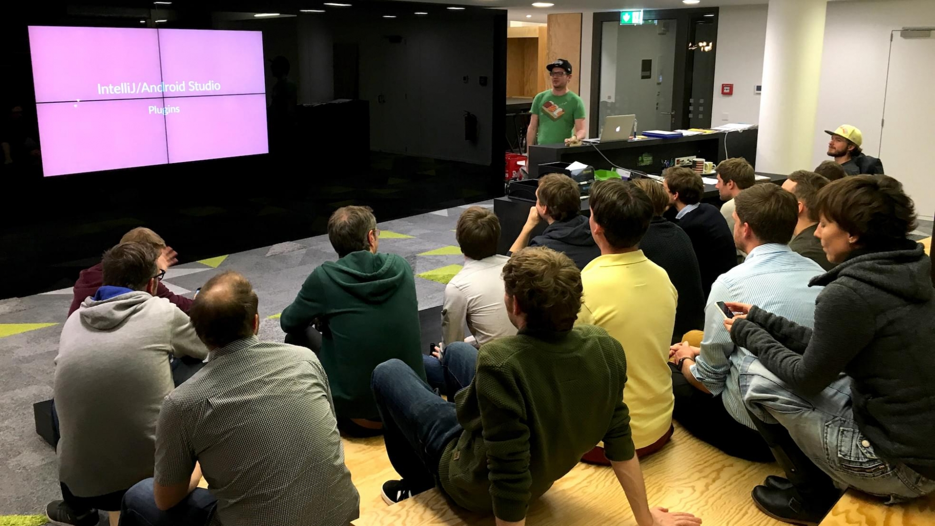 Cover for The Joy of Community: Development Meetup @ moovel lab