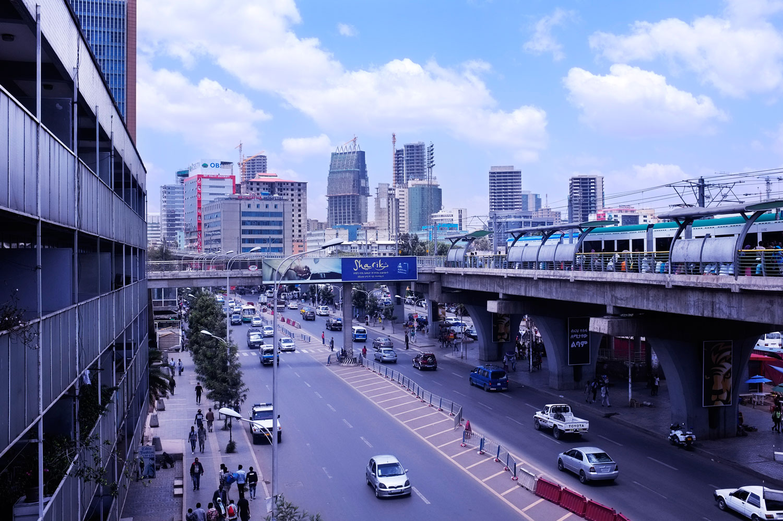 Cover for hī di: A mobility service for Ethiopia